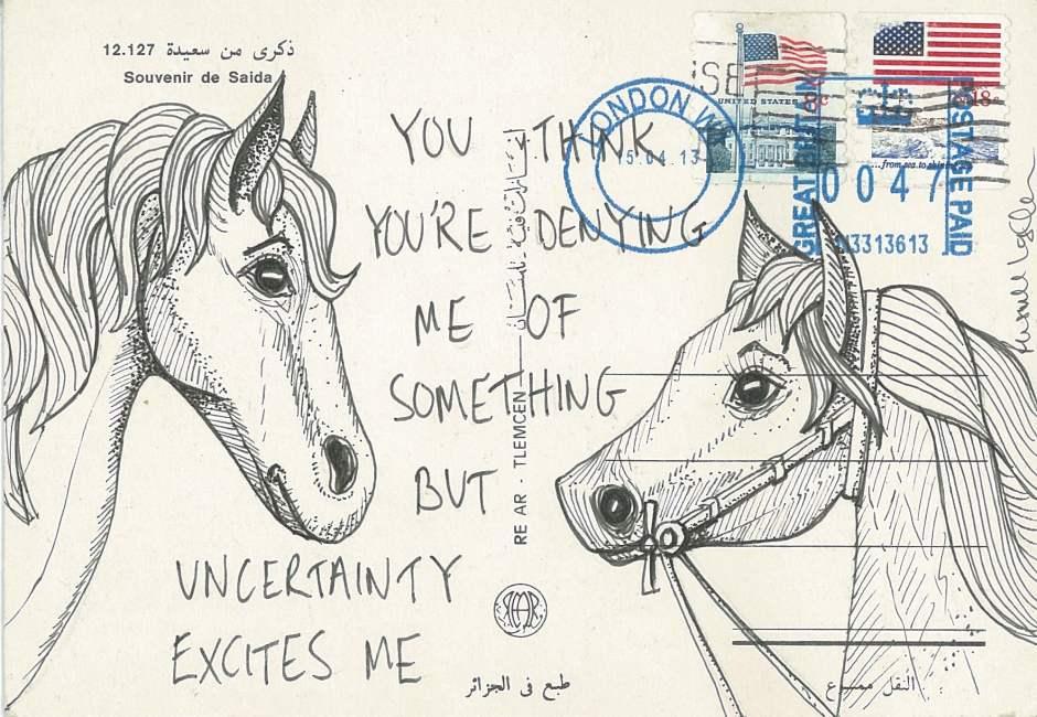 Uncertainty Excite Me